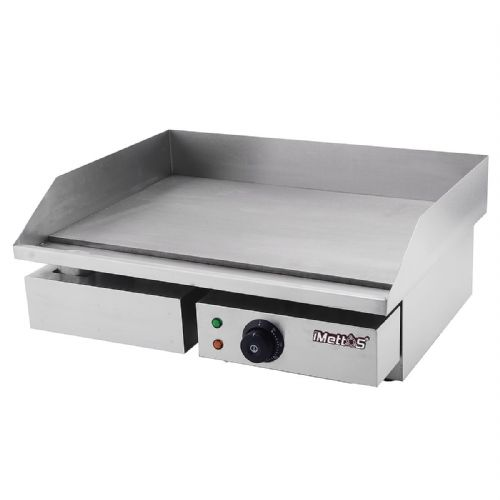 Electric Countertop Griddle Single Flat Top - FT-818